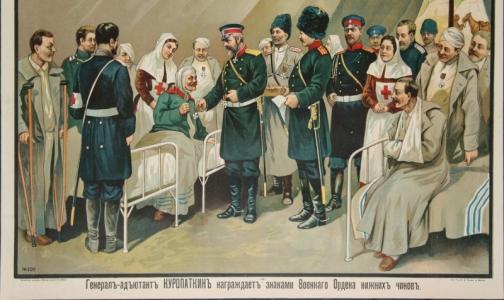 Фото №1 - Флотские медики спасали от цинги и смертельных ранений на русско-японской войне