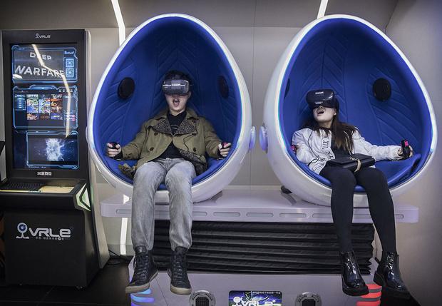 Фото №1 - Томские ученые разработали метод передачи боли в виртуальной реальности