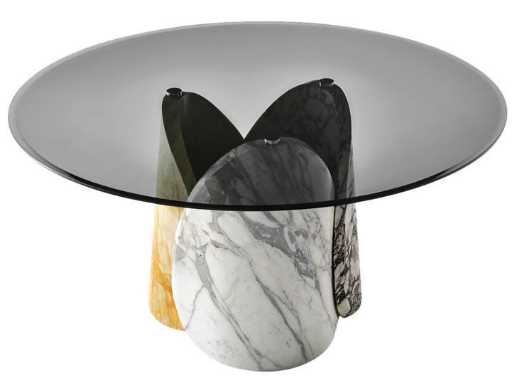 Фото №3 - ТОП-10: столы на скульптурном основании