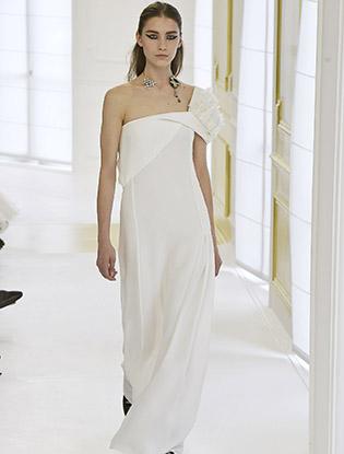Фото №9 - В деталях: лучшие свадебные платья haute couture осень/зима 2016