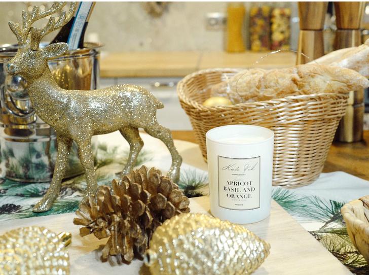 Фото №1 - Как создать новогоднюю атмосферу в доме с помощью ароматов