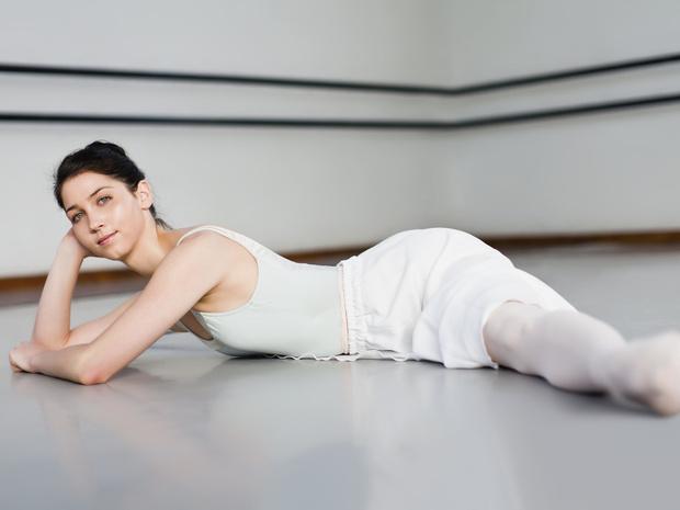 Фото №6 - Как худеют балерины: кукольный сервиз, яйца с медом и утренняя гимнастика