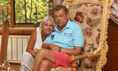 Николай Караченцов жил среди пальм, роз и попугаев