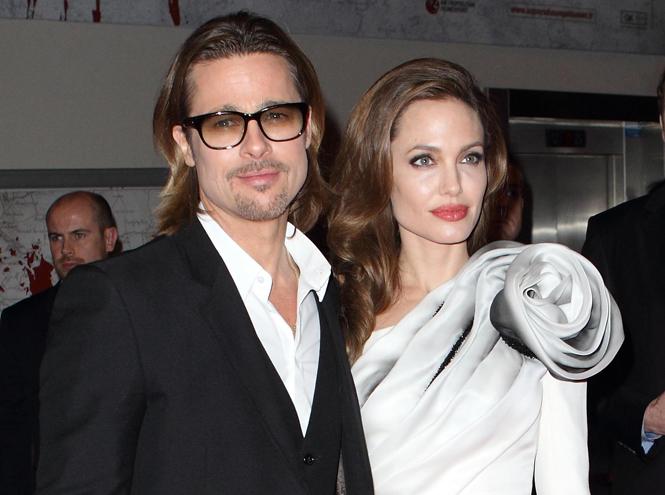 Фото №3 - Почему Анджелина Джоли затягивает развод с Брэдом Питтом