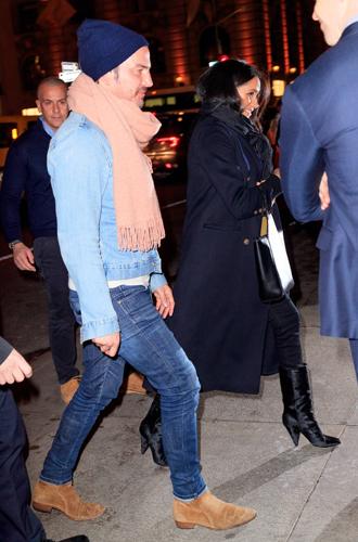 Фото №13 - Как Меган Маркл проводит время в Нью-Йорке (подробностей все больше)