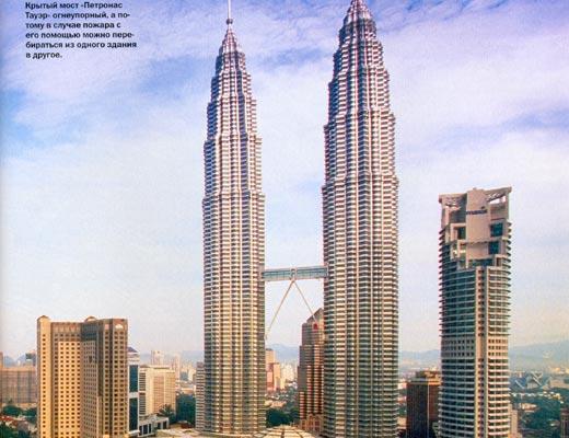 Фото №1 - Малайские близнецы