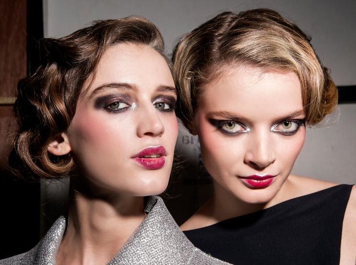Фото №1 - Ночь продержаться: как сделать макияж стойким