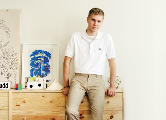Фото №7 - Lacoste представляет капсульную коллекцию футболок и поло