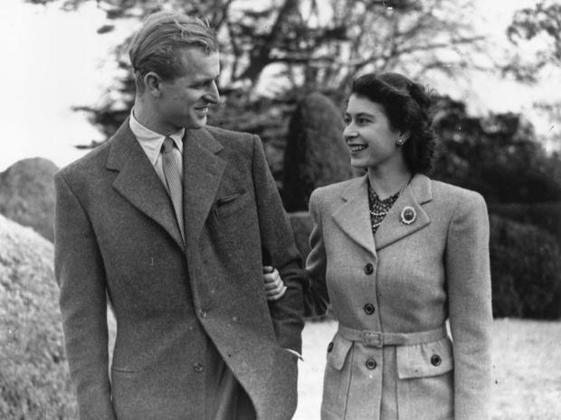 Фото №1 - Тайная подруга: ради кого принц Филипп был готов разорвать помолвку с Елизаветой