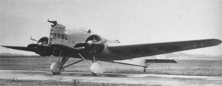 Фото №8 - «Вот уроды...»: 12 самых страшных самолетов XX века