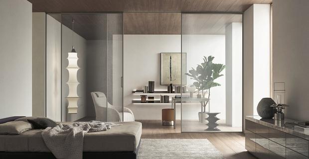 Фото №3 - Новинки Rimadesio 2020: двери, перегородки, мебель