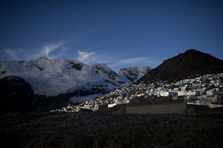 Фото №1 - До конца света: 8 самых труднодоступных населенных пунктов планеты