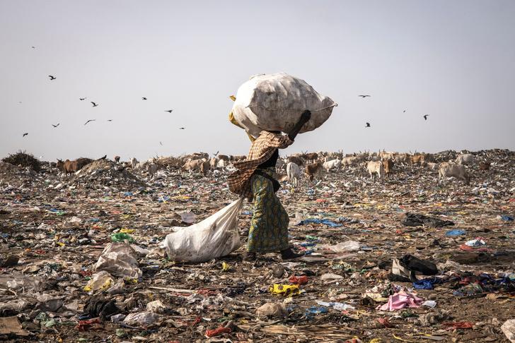 Фото №1 - Море мусора