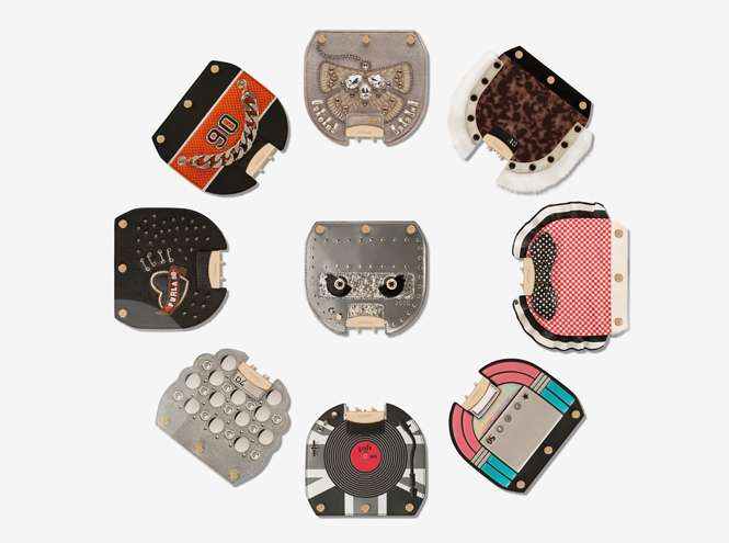 Фото №2 - Старт продаж новых сумок Metropolis эксклюзивно к юбилею Furla