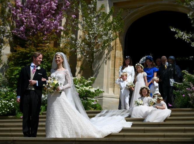 Фото №11 - 6 главных фактов о свадьбе Леди Габриэллы Виндзор и Томаса Кингстона