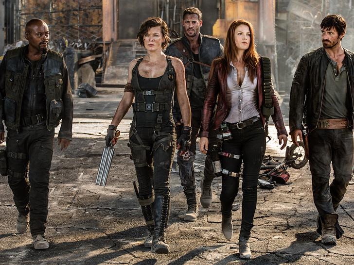 Фото №10 - «Обитель зла»: топ-10 самых крутых экранизаций видеоигры Resident Evil 👊