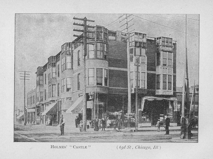 Фото №3 - Доктор Генри Холмс и его «Замок убийств»: жуткая история первого маньяка Америки