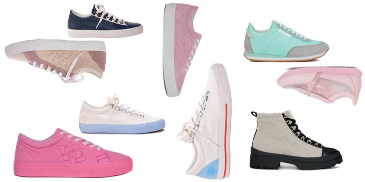Фото №2 - Какие кроссовки носить этой весной? Изучаем вместе с брендом Furla
