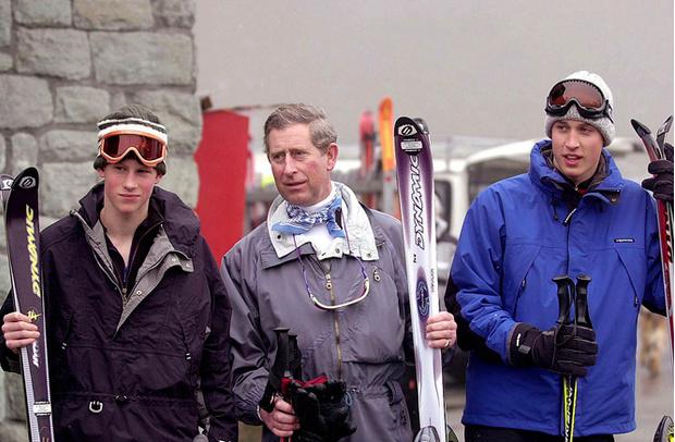 Фото №7 - Два будущих Короля: какими были отношения Чарльза и Уильяма все эти годы