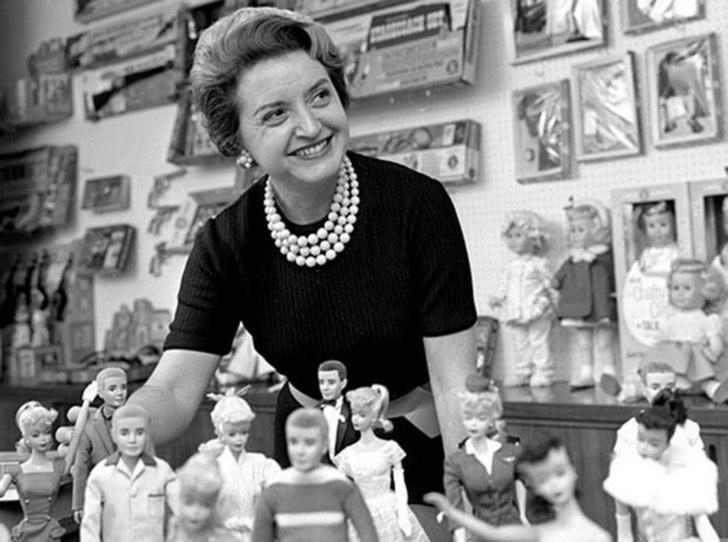 Фото №9 - Рут Хэндлер: от простой стенографистки до создательницы легендарной куклы Barbie