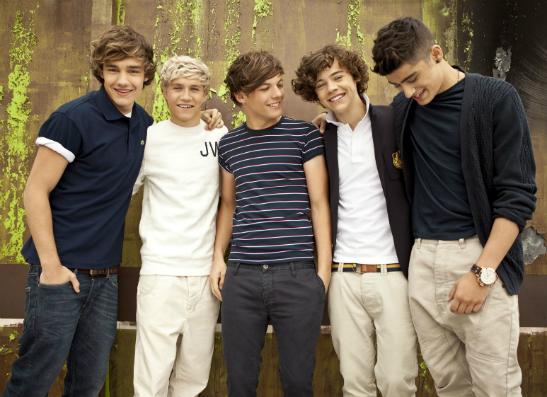 Фото №1 - One Direction рассказали о любимых приложениях для iPad mini