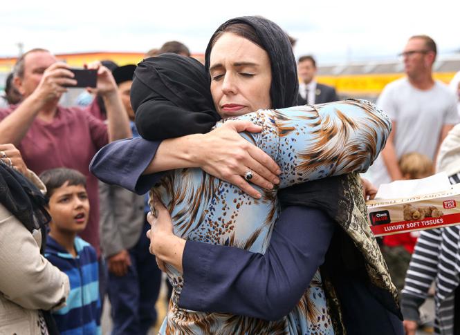 Фото №4 - Закат мужской политики: почему женщины-лидеры лучше справились с пандемией