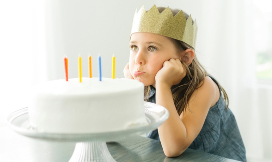 8 идей, как устроить детский день рождения на самоизоляции