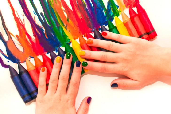 Фото №2 - Давайте жить ярко! 10 игр для изучения цветов