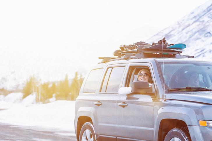 Фото №1 - Снежные мотивы: о чем нужно вспомнить автомобилисту в преддверии зимы