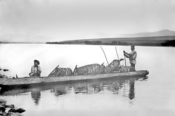 Фото №1 - Ловись, рыбка: самые причудливые рыболовные снасти народов мира