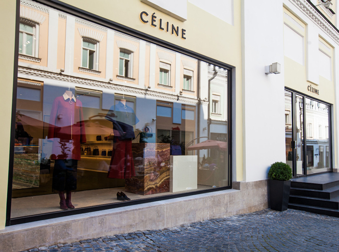Фото №7 - Открытие бутика Celine в Москве