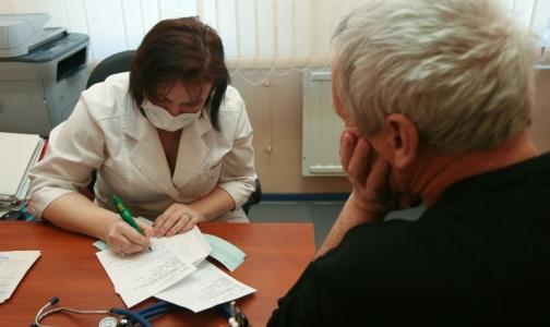Фото №1 - В Петербурге растет число госпитализированных из-за гриппа и ОРВИ