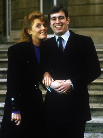 Фото №2 - Свадебный переполох: как Диана «спасла» венчание Сары Фергюсон и принца Эндрю