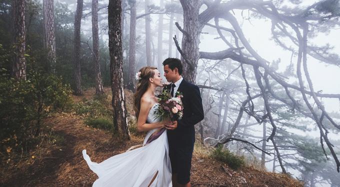 Волшебство свадьбы: когда сказку можно потрогать