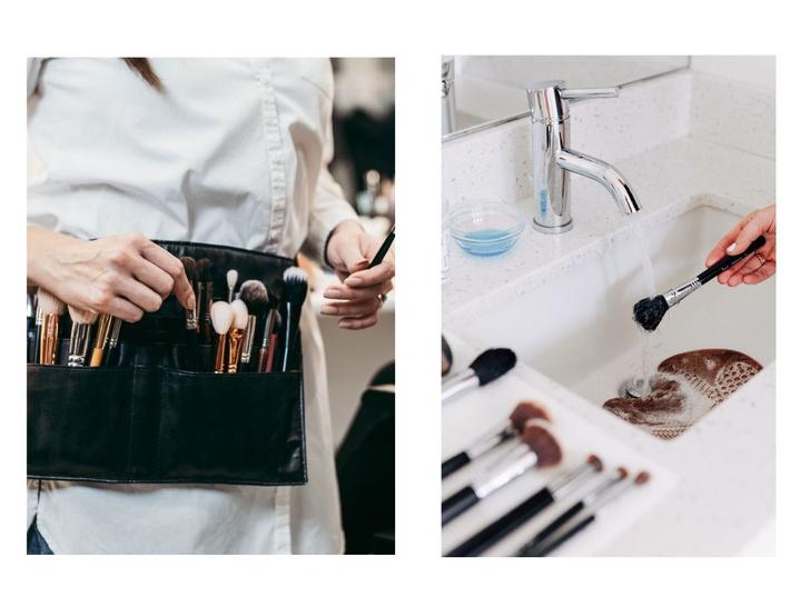 Фото №7 - Как правильно ухаживать за кистями для макияжа