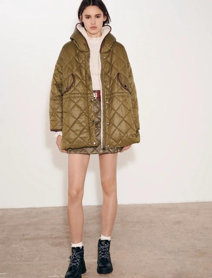 Фото №2 - Семь курток из коллекции Maje на каждый день недели