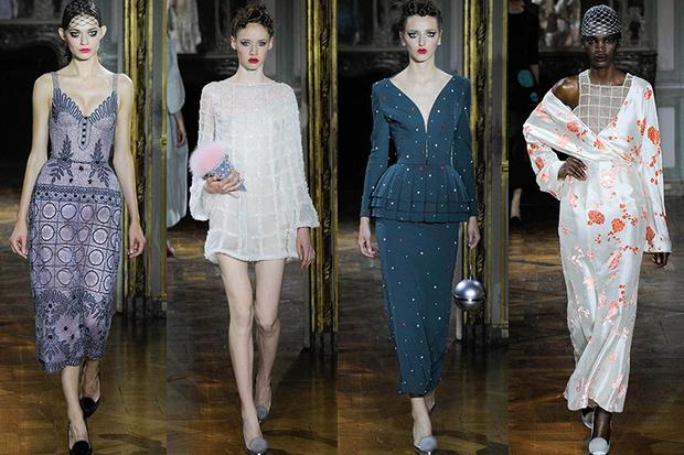 Ulyana Sergeenko, Haute Couture, осень-зима 2016/2017