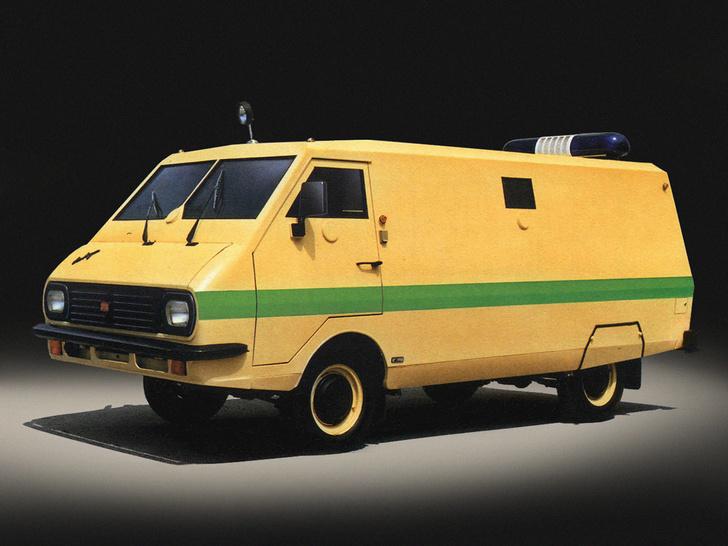 Броневик Fontauto получился самым изящным и легким. Жалко в отведенные сроки итальянцы не уложились…