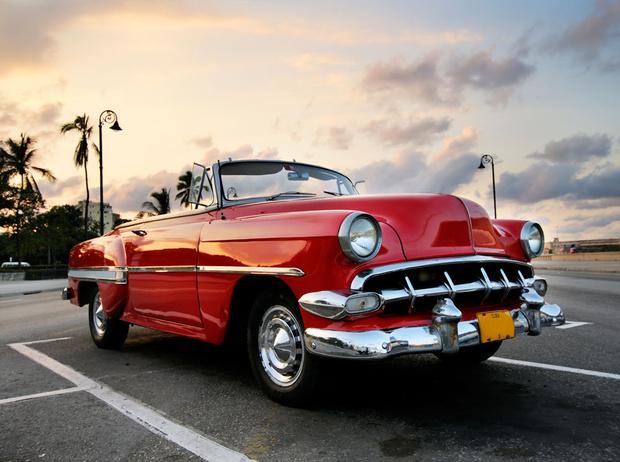 Фото №1 - Самые красивые ретро-автомобили