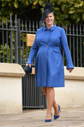 Фото №9 - Никому не верь: герцогиня Кембриджская вышла из декрета (но всего на день)