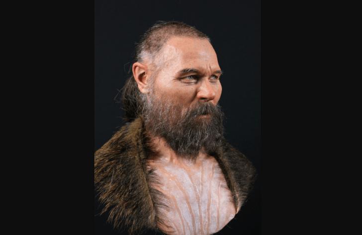 Фото №1 - Воссоздано лицо древнего жителя Швеции