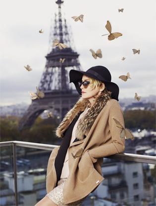 Фото №5 - Шерон Стоун в рекламной кампании Airfield