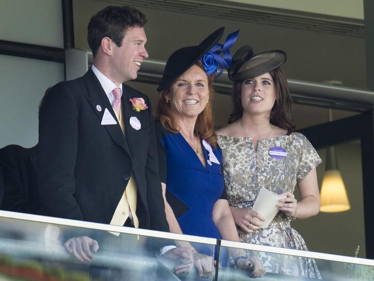 Фото №2 - Спасительный наследник: почему беременность принцессы Евгении на руку королевской семье