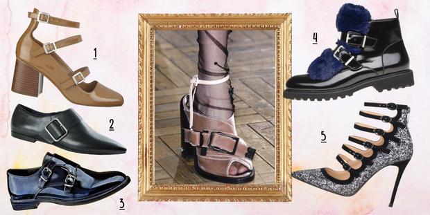 Фото №10 - Самая актуальная обувь этой осени