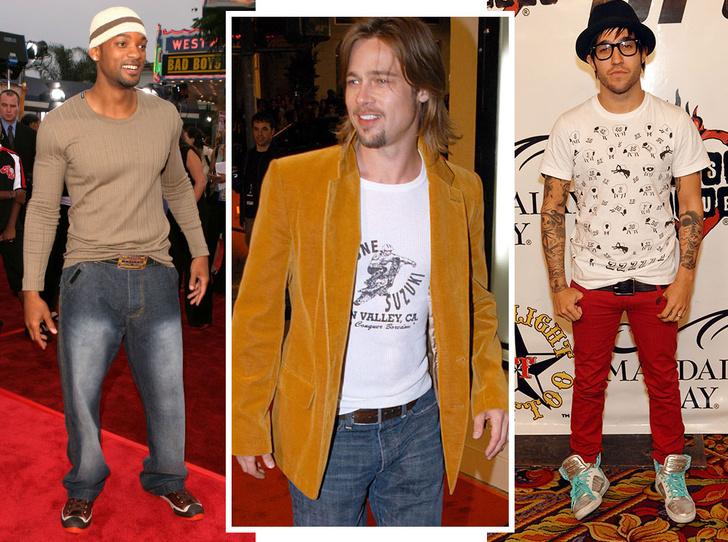 Фото №1 - Снимите немедленно: главные антитренды мужского гардероба