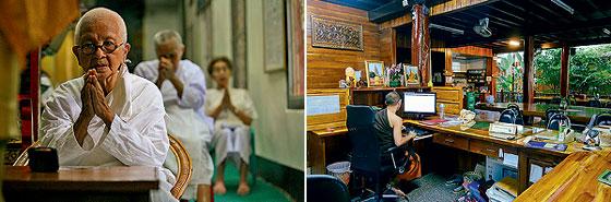 Фото №11 - Таиланд: из жизни медитирующих