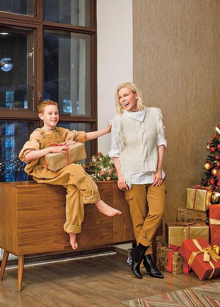 Фото №2 - Мария Куликова: «В детстве запеченная курица на Новый год была событием»