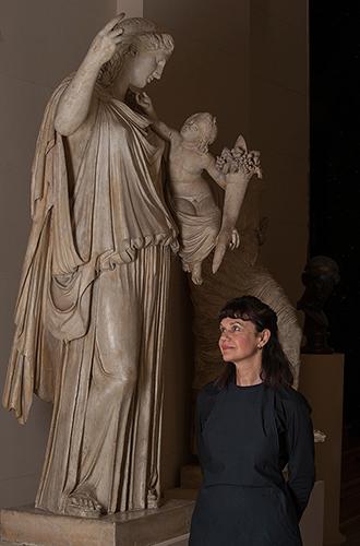 Фото №6 - Марина Лошак: «Это только кажется, что в музее все говорят об искусстве...»