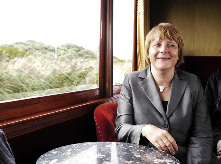 Фото №21 - Ангела Меркель, какой ее мало кто знает (или помнит)
