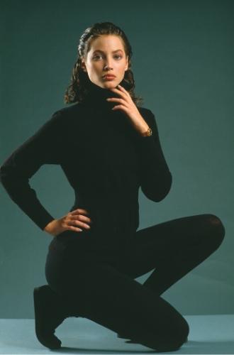 Фото №20 - Назад в прошлое: как выглядели супермодели в начале карьеры